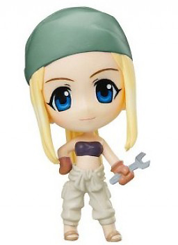 main photo of Choco Mint: Winry Rockbell