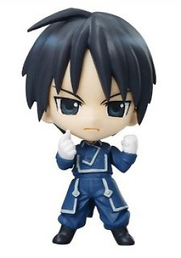 main photo of Choco Mint: Roy Mustang