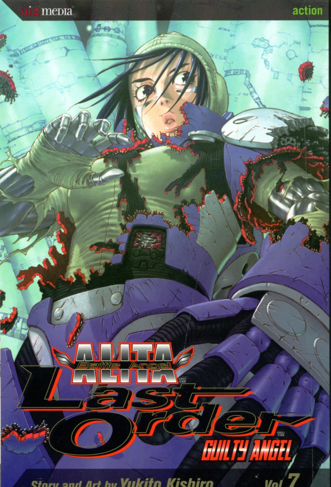 Alita Anime