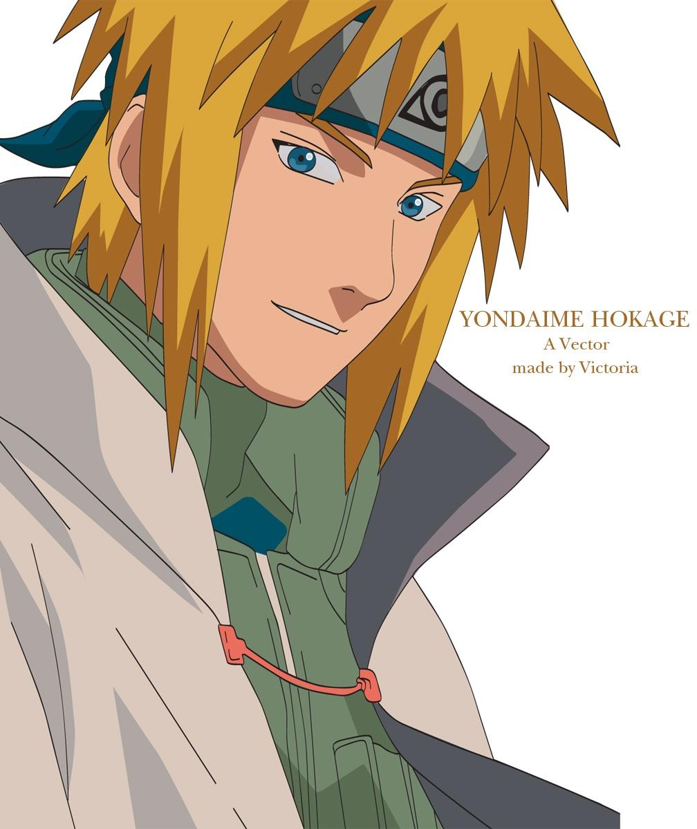 Namikaze Minato - My Anime Shelf