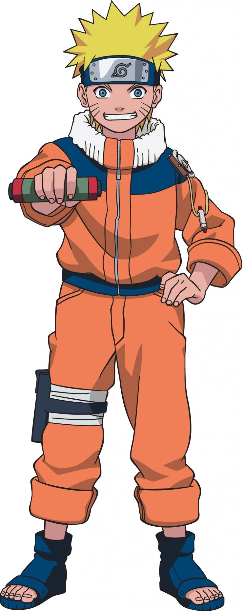 Uzumaki Naruto - My Anime Shelf