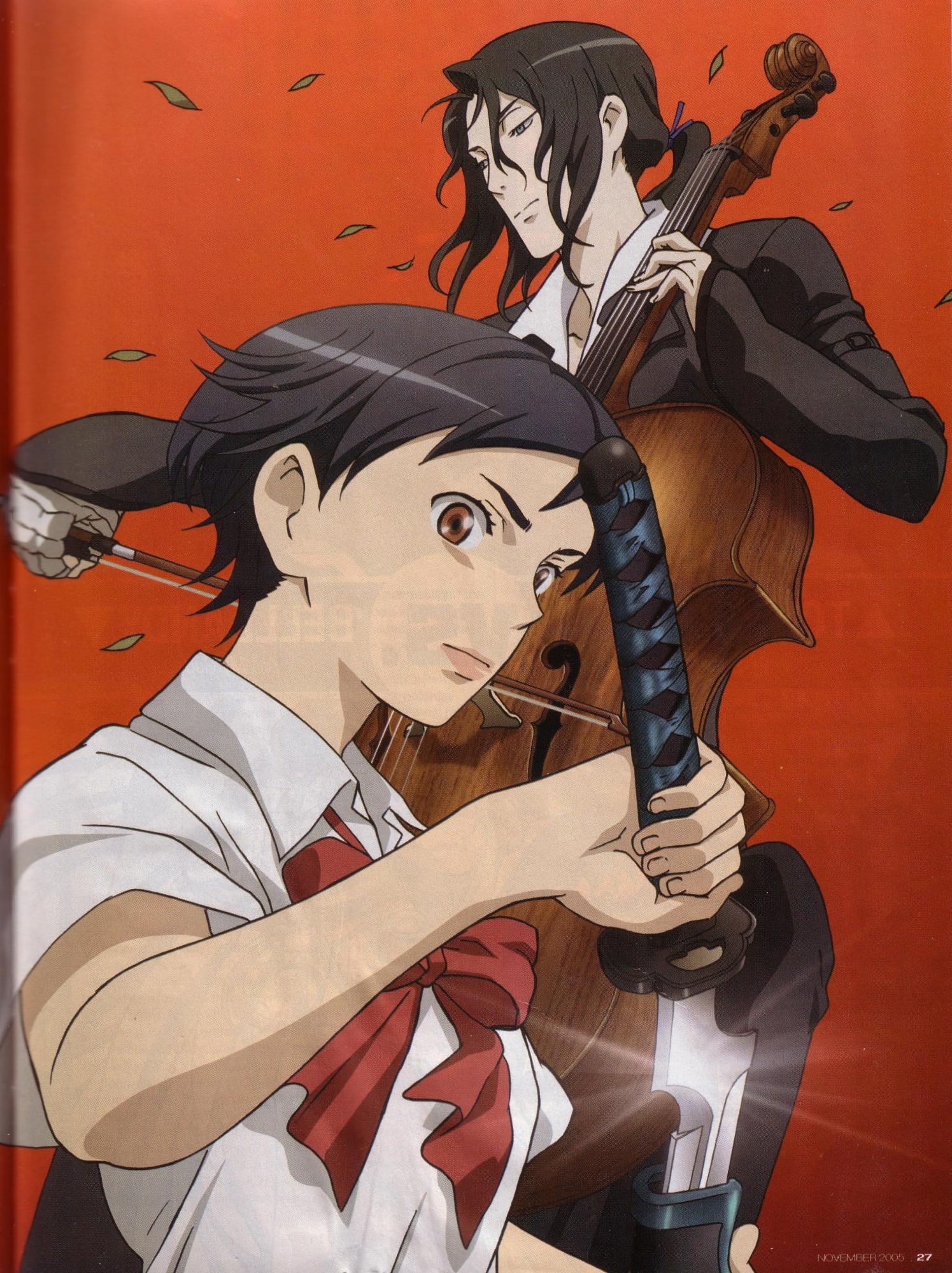 Blood+ - My Anime Shelf