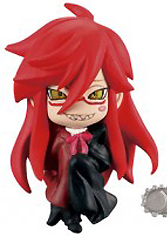 main photo of Kuroshitsuji Grell Sutcliff Prop Plus Ver