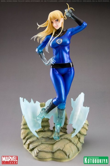 main photo of MARVEL Bishoujo Statue Invisible Woman