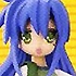 Lucky☆Star Izumi Konata Figure Meister Lucky☆Star Private Collection (Bandai)