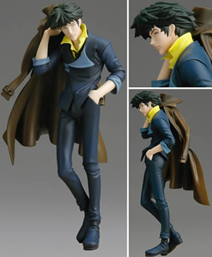 main photo of SIF EX Spike Spiegel