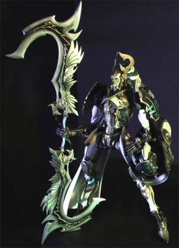 main photo of Play Arts Odin