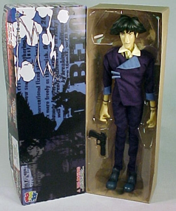 main photo of Spike Spiegel
