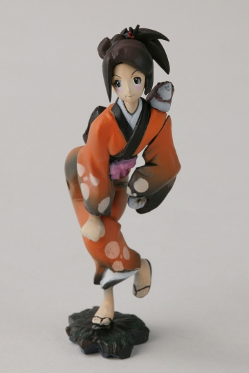 main photo of Samurai Champloo Story Image Figures: Fuu Kasumi