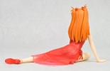 photo of Evangelion EX Figure White & Red Asuka