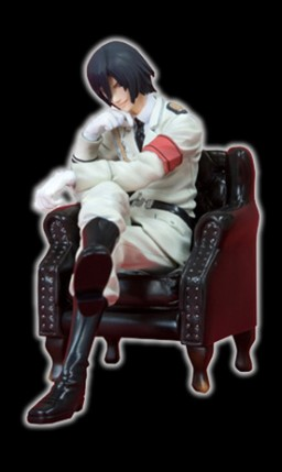 main photo of Shiki White Military Ver.
