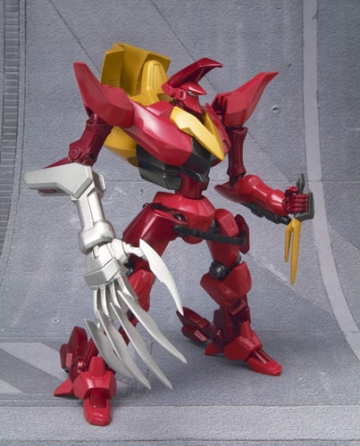 main photo of In Action!!! Offshoot Knight Mare Frame :Type-02 Guren Mk-II