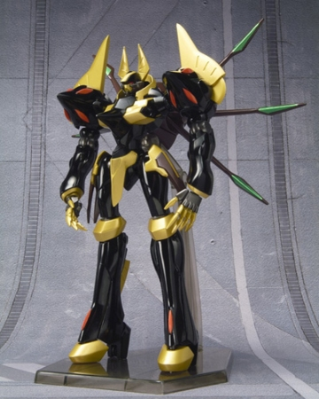 main photo of Robot Damashii <Side KMF>: IFX-V301 Gawain