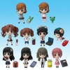 photo of To Aru Kagaku no Railgun Prop Plus Petit: Shirai Kuroko Rookie training ver.