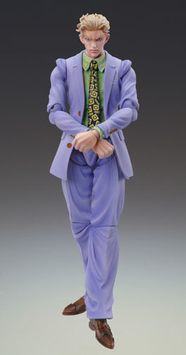 main photo of Super Action Statue Yoshikage Kira 2nd
