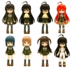 photo of Shakugan no Shana II Figumate Series: Shana Figumate + Melon Bread 2