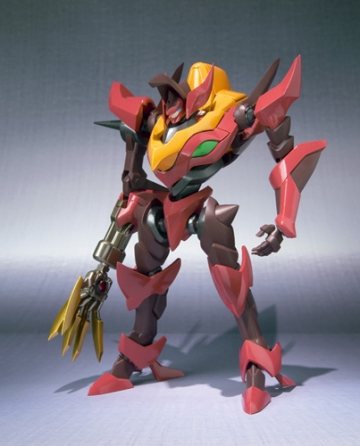 main photo of Robot Damashii <Side KMF>: Type-02/F1Z Guren S.E.I.T.E.N. Eight Elements