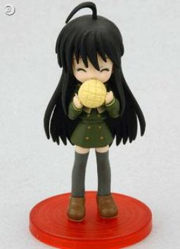 main photo of Shakugan no Shana II Figumate Series: Shana Figumate + Melon Bread 2
