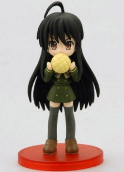 main photo of Shakugan no Shana II Figumate Series: Shana Figumate + Melon Bread 1