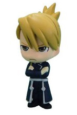main photo of Chibi Voice I-doll: Riza Hawkeye