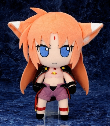 main photo of Nendoroid Plus Plushie Series 33: Arf - Barrier Jacket Ver.