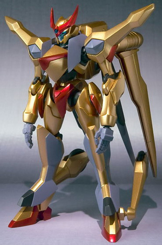 main photo of RPI-212 Vincent Robot Damashii Side KMF