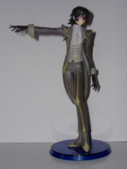 main photo of Code Geass R2 EX-Portraits: Lelouch Lamperouge