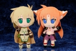 photo of Nendoroid Plus Plushie Series 33: Arf - Barrier Jacket Ver.