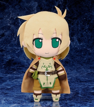 main photo of Nendoroid Plus Plushie Series 32: Yuuno Scrya - Barrier Jacket Ver.