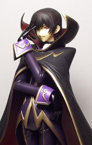 main photo of Lelouch Lamperouge