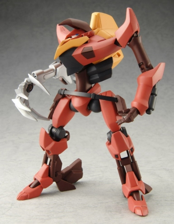 main photo of Nightmare Frame Action: Type-02 Guren Mk-II