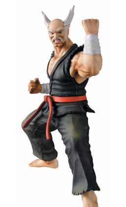 main photo of Game Character Collection: Mishima Heihachi