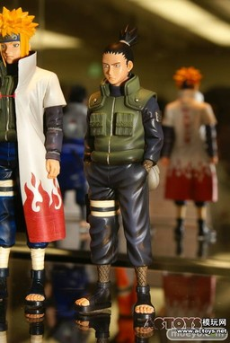 main photo of Naruto High Spec Coloring Figure Vol. 3: Nara Shikamaru