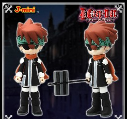 main photo of J-mini D.Gray-man: Lavi