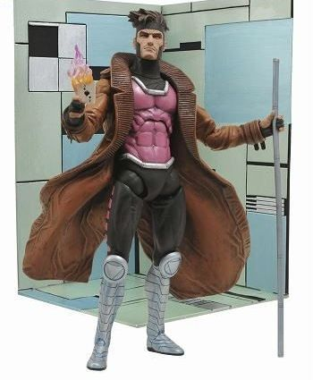 main photo of Marvel Select: Gambit