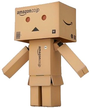 main photo of Mini Danboard Amazon Box Ver.
