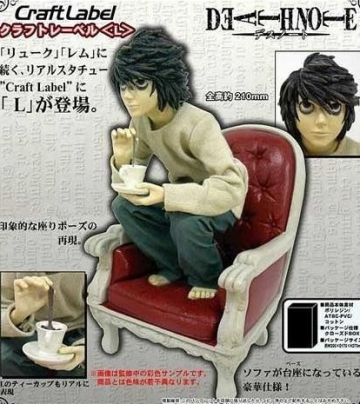 main photo of L Lawliet