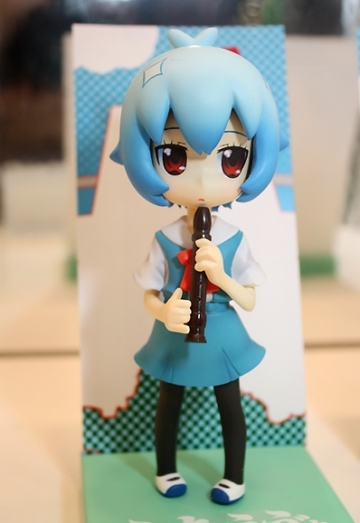 main photo of Petit Eva Evangelion@School Collection 1: Ayanami Rei