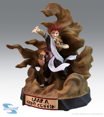 main photo of Gaara Sand Coffin Exclusive ver.