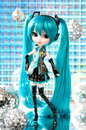 main photo of Pullip Hatsune Miku