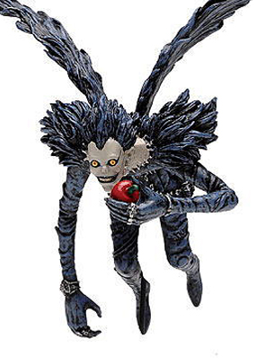 main photo of Death Note 4.2inch Selection: Ryuk