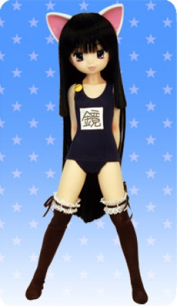 main photo of Kagami Kuro School Swimsuit Ver.