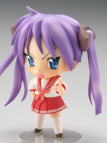 main photo of Nendoroid 28b: Hiiragi Kagami (Lucky Star official homepage ver.)