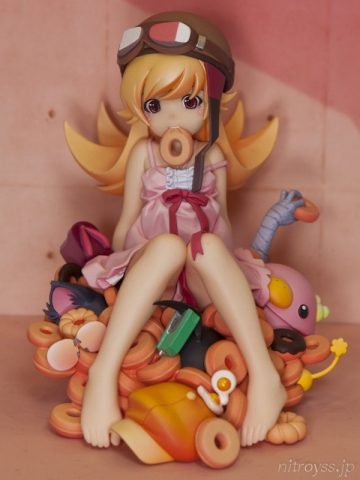 main photo of Shinobu Oshino
