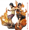 photo of One Piece Brotherhood DX Figures Portgas D. Ace