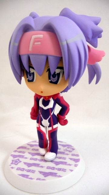 main photo of Ichiban Kuji Lucky Star MF Cosplay Premium Set: Hiiragi Kagami Klan Klang Cosplay Ver.
