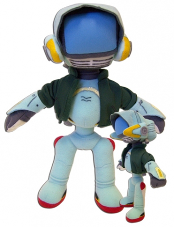 main photo of FLCL Plush: Canti