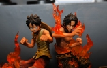 photo of One Piece Brotherhood DX Figures: Portgas D. Ace