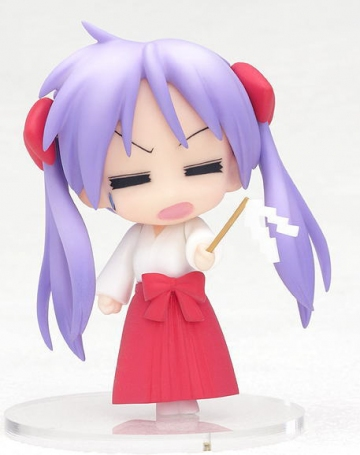 main photo of Lucky Star Nendoroid Petite Season 01: Kagami Hiiragi