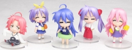 photo of Lucky Star Nendoroid Petite Season 01: Izumi Konata